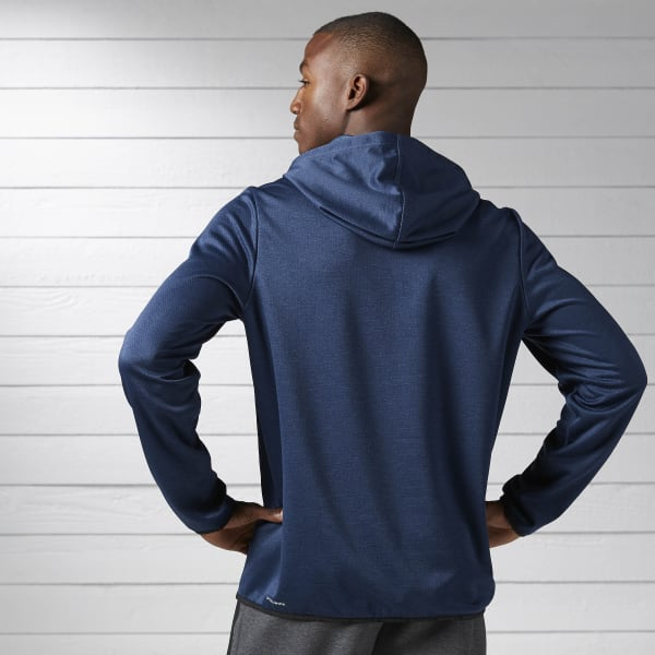 Sudadera Pullover Gráfica con Capucha Workout Ready Elitage Group
