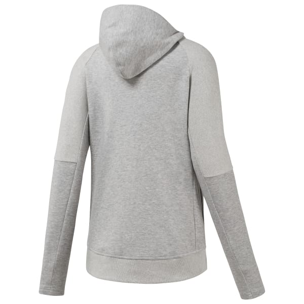 Quik Cotton Full-Zip Hoodie