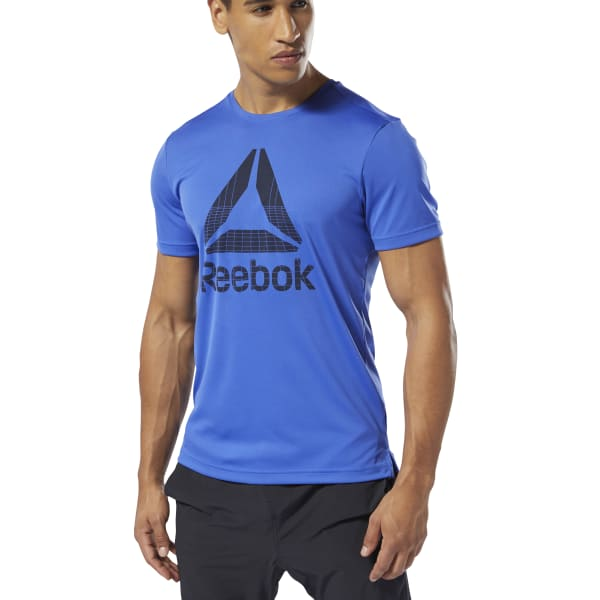 T Shirt Graphic Tech Wor by Reebok