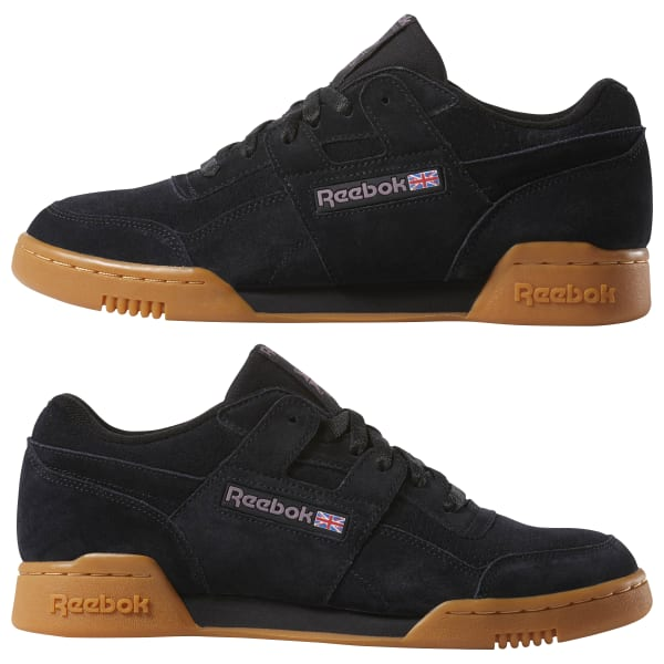 Reebok Workout Plus MU - Black | Reebok US