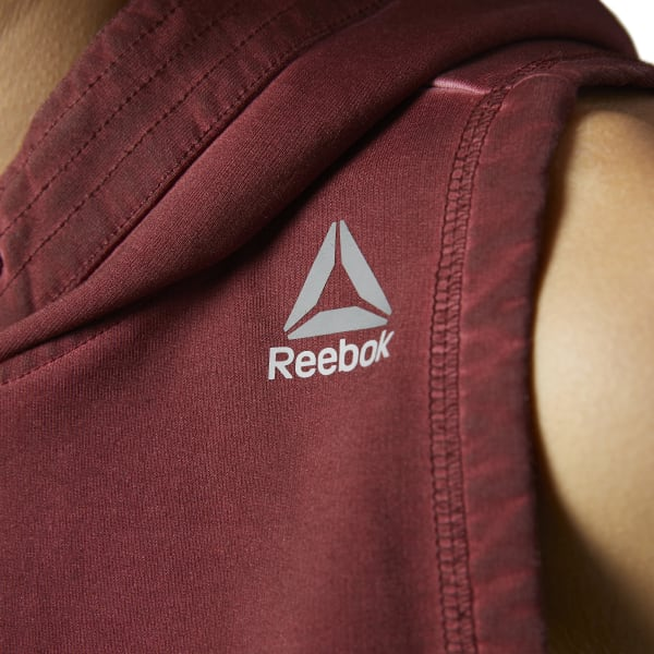 8e932081c8 Reebok Combat Glory Hoodie - Red | Reebok Norway