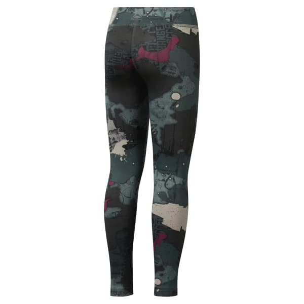 Leggings Girls Reebok Adventure Training