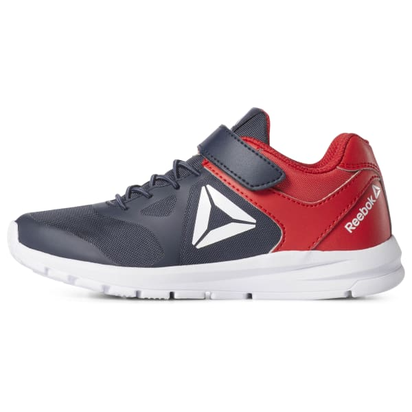 Reebok almotio trainers junior boys black sports shoes