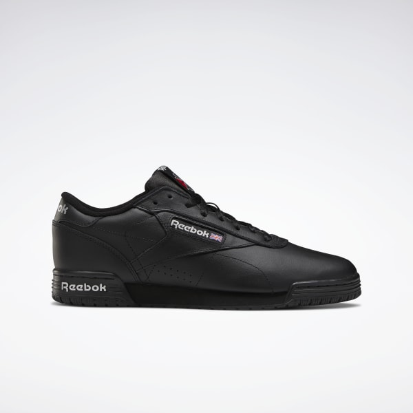 Competir Incorrecto escarabajo  Reebok Exofit Lo Clean Logo INT Men's Shoes - Black | Reebok US