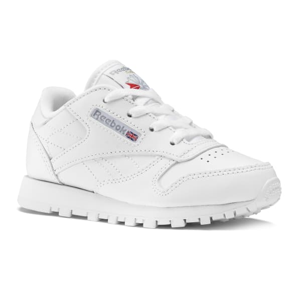 0b26301b577 Reebok Classic Leather Shoes - White