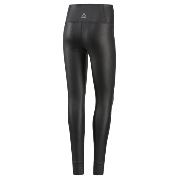 Leggings de Corte Alto Metallic