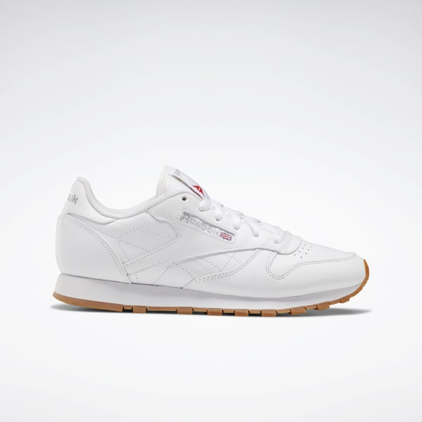 white sneakers leather womens