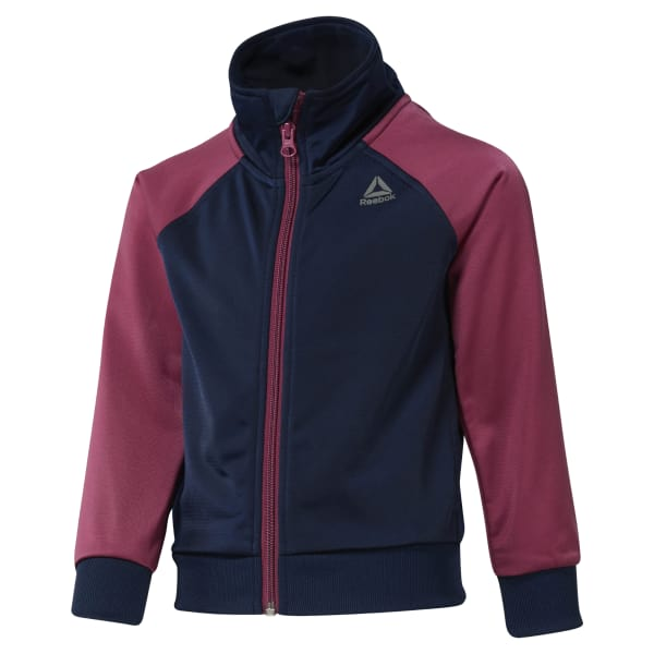 Girls Workout Ready Tricot Tracksuit