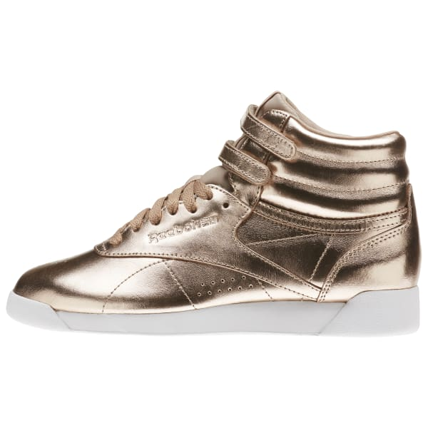 Tenis Freestyle Hi Metallic