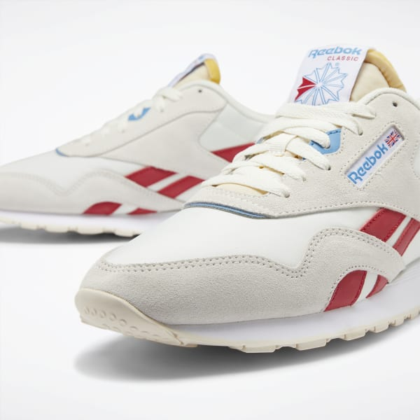 85b551a0d Reebok Classic Nylon Shoes - White | Reebok GB