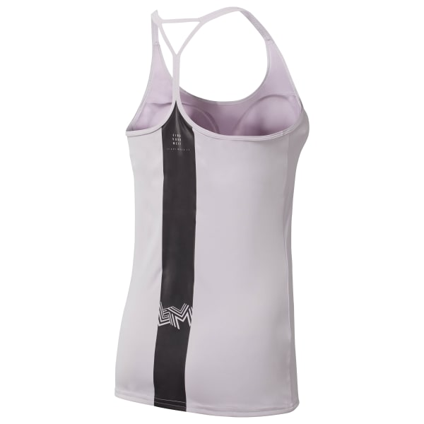 LES MILLS®™ Tank Top with Padded Sports Bra