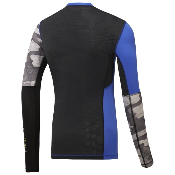 Maglia ACTIVCHILL Graphic Long Sleeve Compression