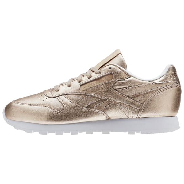 Classic Leather Melted Metals