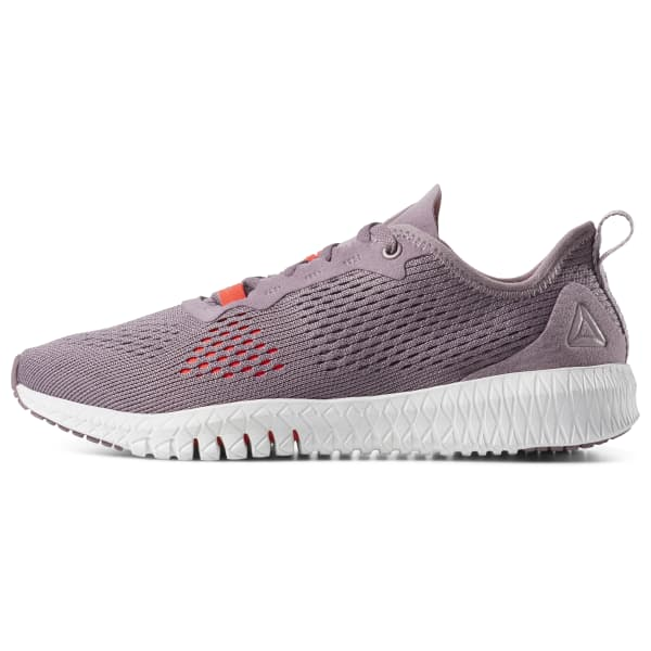 48dd287a8f10d Tenis REEBOK FLEXAGON. Origen  Vietnam  Tallas Mexicanas. Product colour  noble  orchid   lilac fog   white   neon red ...