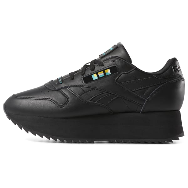 a9bf67b4b110 Reebok Classic Leather Double x Gigi Hadid - Black