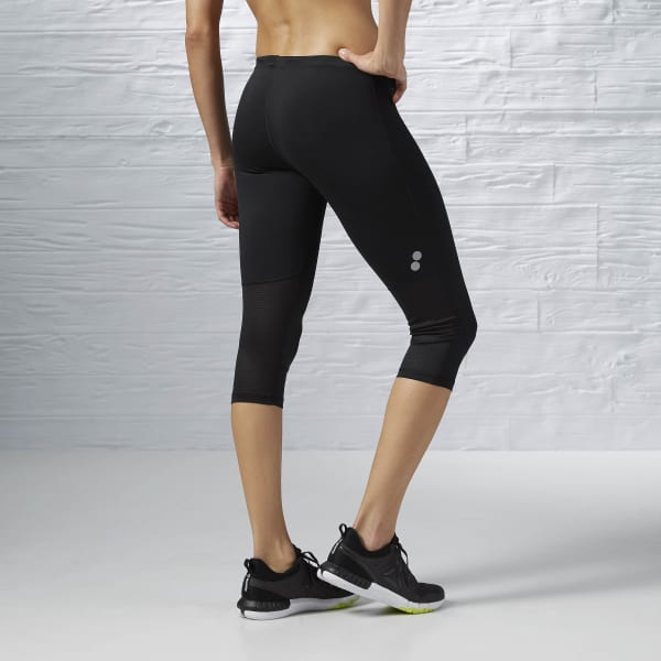Reebok Legging 3 4 Running Essentials Multicolore Reebok France