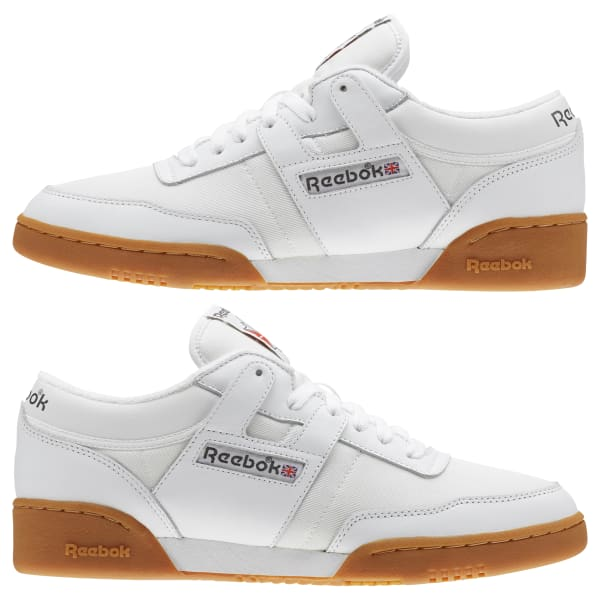 76f945f9ecd Reebok Workout 85 TXT - White