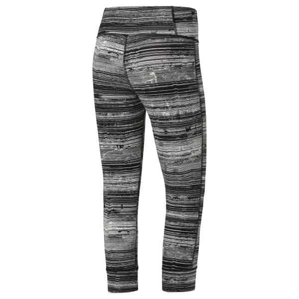 Legginsy Lux 3/4 – Stratified Stripes