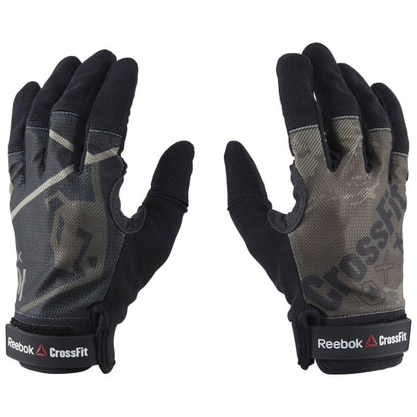 Reebok Crossfit Training Gloves: Reebok CrossFit Training Gloves - Green