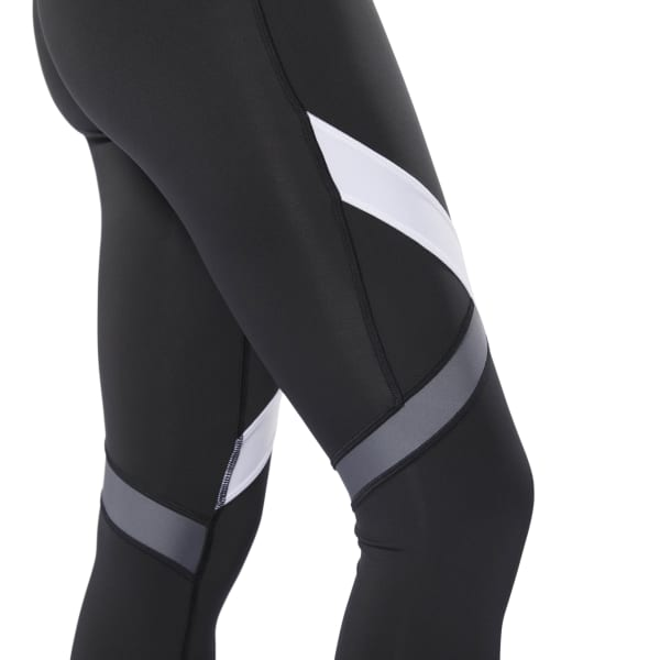 ab9551de3ea Reebok WOR Big Delta Tights - Black | Reebok GB