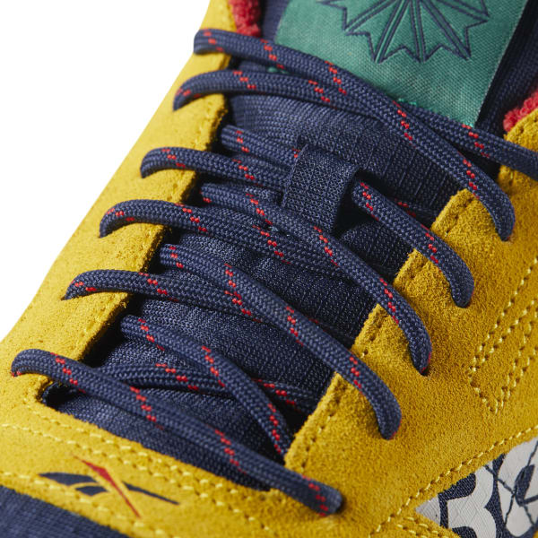 cd5fbfbb75a868 Reebok Classic Leather Ripple Altered - Yellow