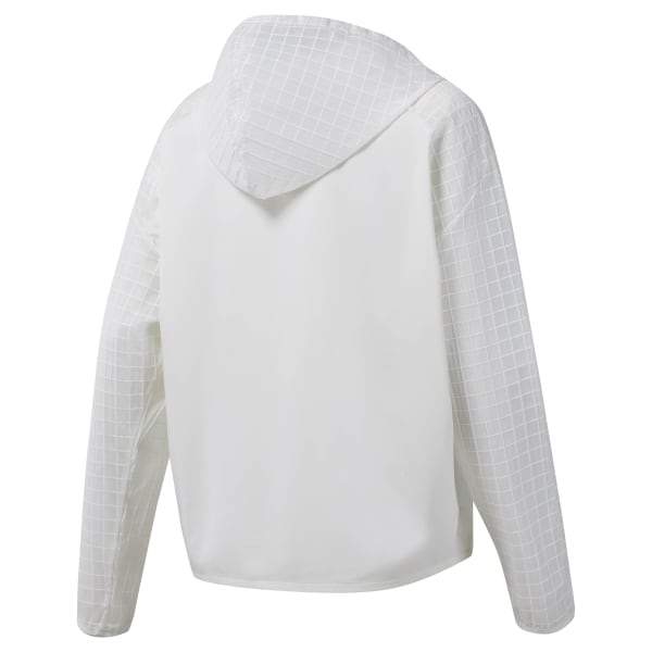Training Supply Hybrid Woven Jacket