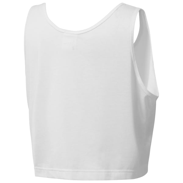 Essential Cropped Tank