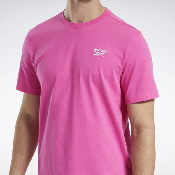 Reebok Cl F Small Vector Tee Tricot Mixte