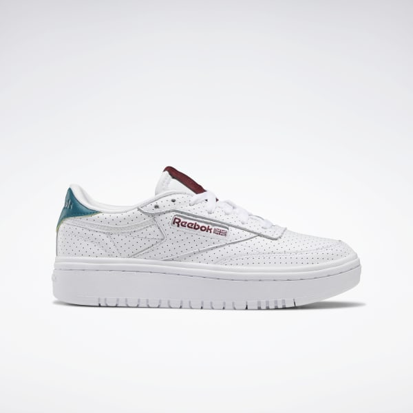 Reebok Club C Double Shoes Weiß | Reebok Deutschland