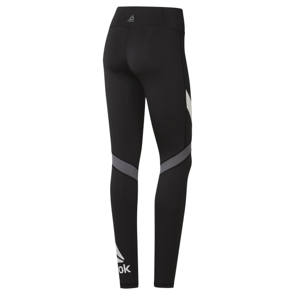 fd3e472db25 Reebok WOR Big Delta Tights - Black | Reebok Canada