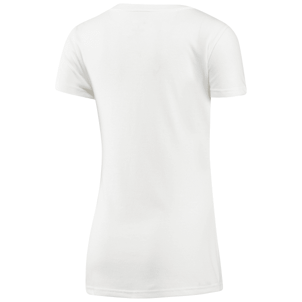 Camiseta de cuello de pico Reebok Training personalised