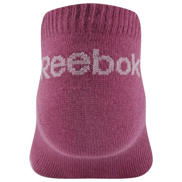 2560601c3761 Reebok Kids No Show Sock - 3pairs - Purple