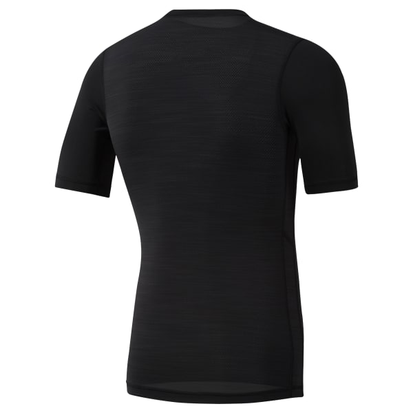 Details about  /Reebok DP6560 Men Training Graphic Compression tee SS shirts black