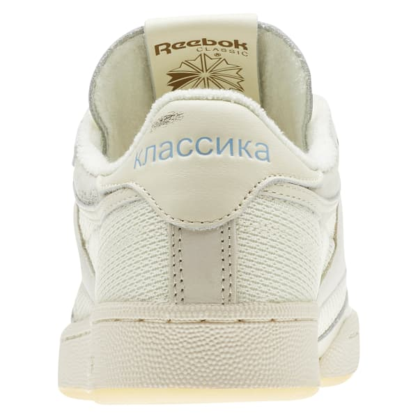 b533a897667 Reebok Classics x Walk of Shame Club C - White
