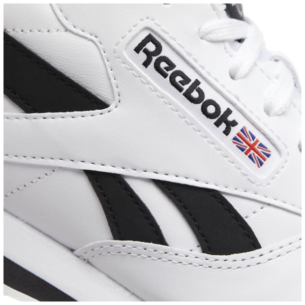 f188f1feaa6d5 Reebok Classic Leather Ripple Low BP - White