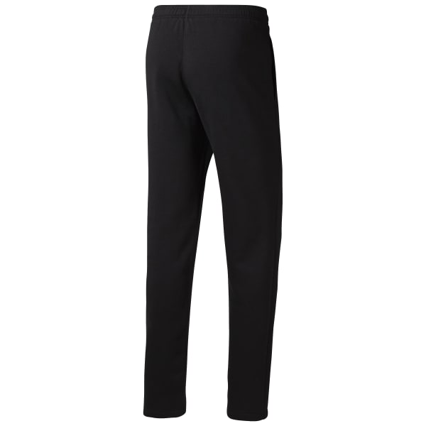 Pantalon molletonné à bords-côtes Elements