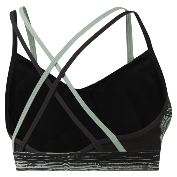 Hero Strappy Padded- Stratified Stripes P