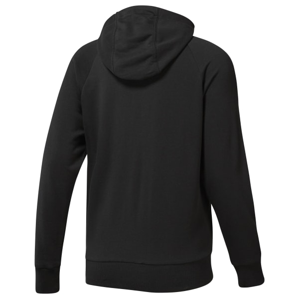 Full Zip French Terry Hoodie