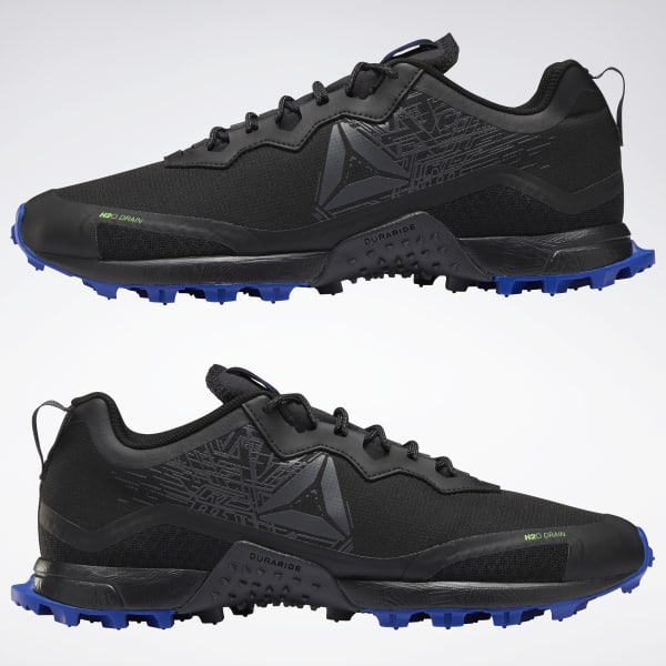 Cariñoso comienzo Complicado  Reebok All Terrain Craze Men's Running Shoes - Black | Reebok US