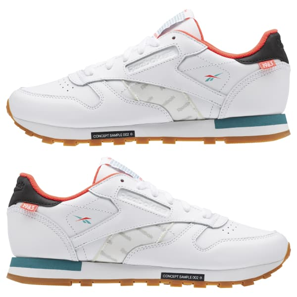 3786162a2db Reebok Classic Leather Altered - White