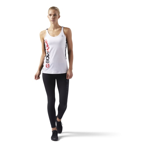 LES MILLS BODYPUMP™ Tank With Built In Bra