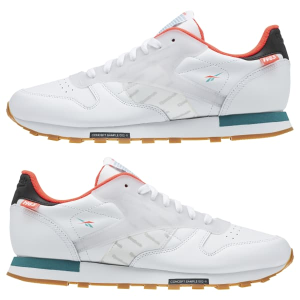 51f54aca982 Reebok Classic Leather Altered - White