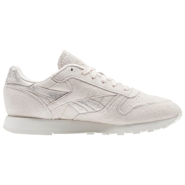 48dfae3c63531 Reebok Classic Leather Shimmer - Pink