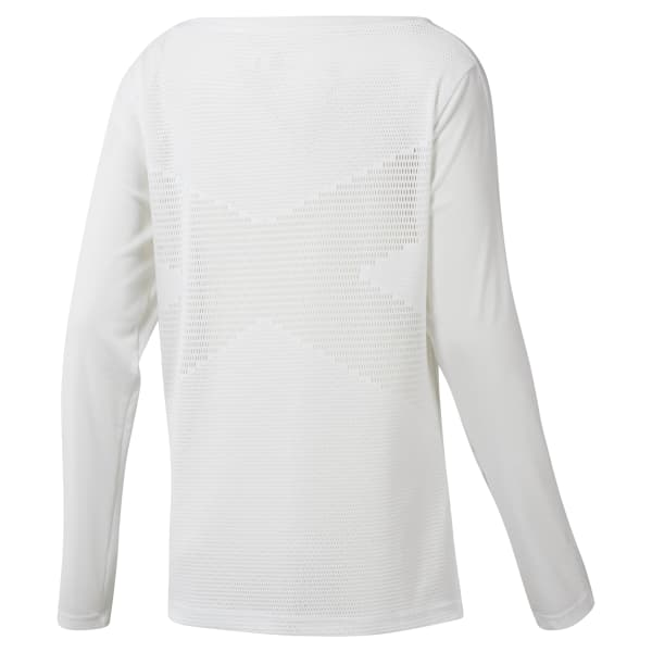 Reebok CrossFit Jacquard Long Sleeve