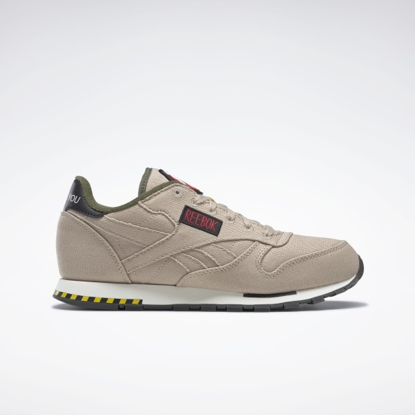 Reebok Ghostbusters Classic Leather GS
