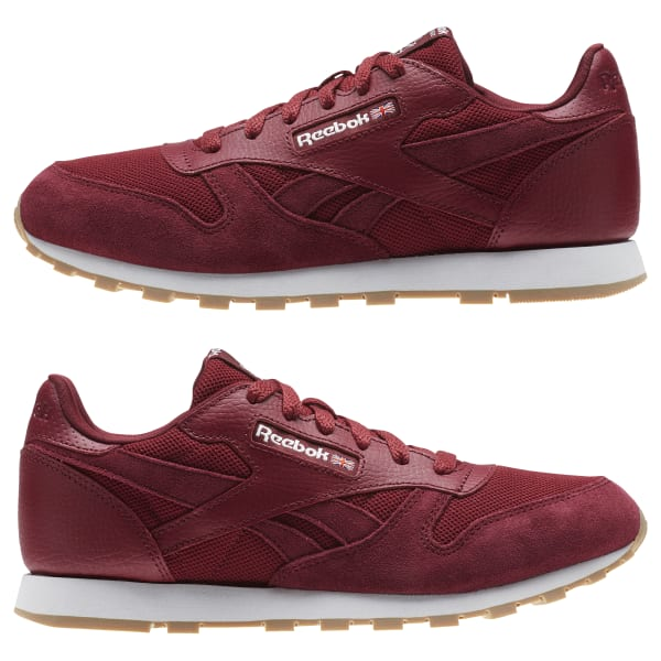 Reebok Classic Leather ESTL Rouge | Reebok France