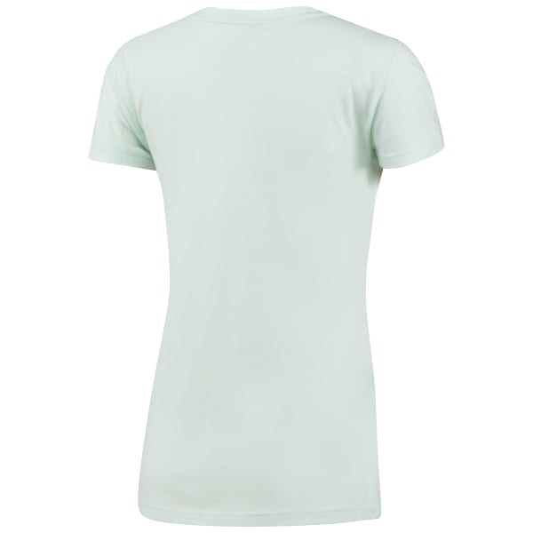 T-shirt col V Reebok Training personalised