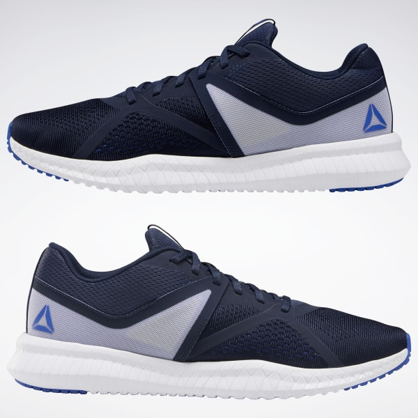 Reebok Flexagon Fit - Blue | Reebok MLT