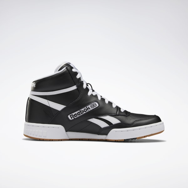 white leather basketball shoes
