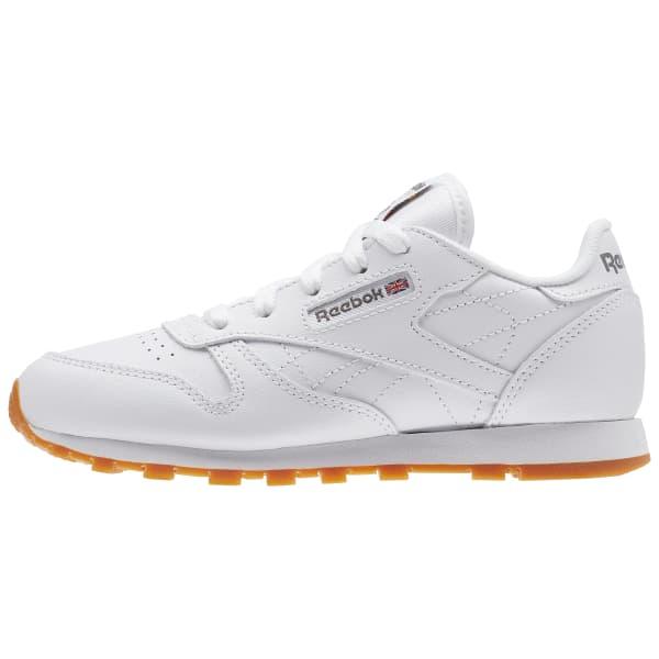 80b839cdb355 Reebok Classic Leather - Pre-School - White